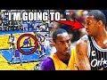 What You DONT Know About The Kobe Bryant Tracy McGrady NBA Rivalry Ft Elbows Trash Talk