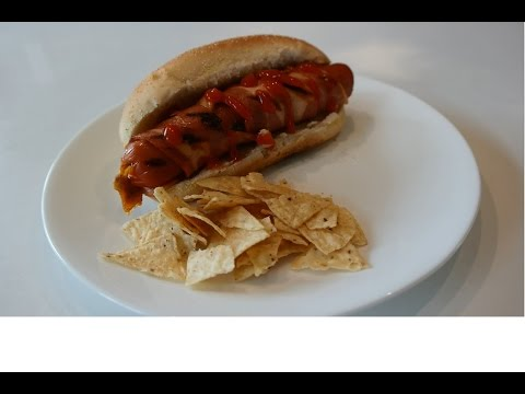Stuffed & Bacon wrapped Hot dogs - Tex-Mex flavor sexy hot dogs
