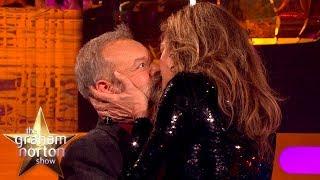 Allison Janney Demonstrates Meryl Streep