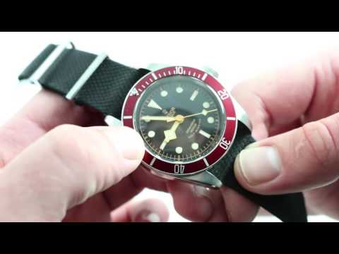 Pre-Owned Tudor Heritage Black Bay 79220R Luxury Watch Review