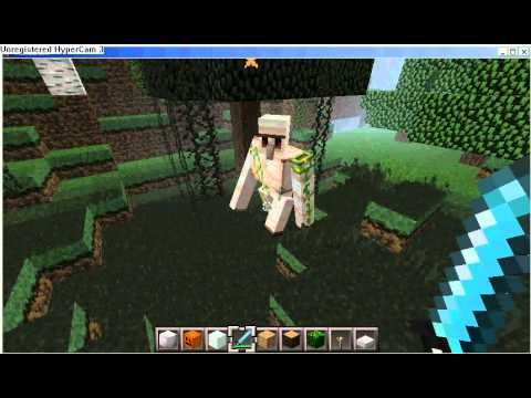 how to make iron golems and snow golems in minecraft