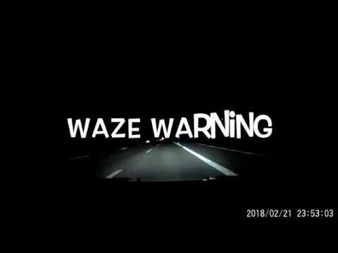 Waze Warnings