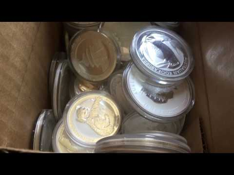 Precious Metals Storage: Home or Safety Deposit Box?