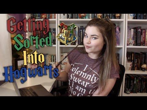 I DON'T BELONG AT HOGWARTS | Pottermore Sorting Quiz FAIL