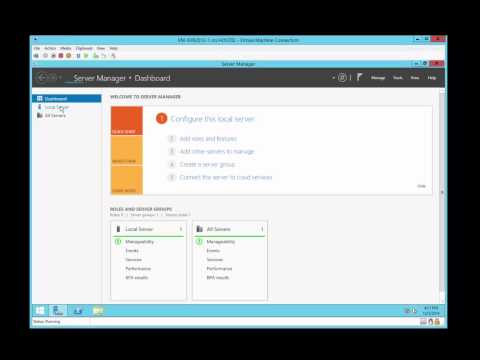 Quickly Stand Up a NEW VM Server with Hyper-V