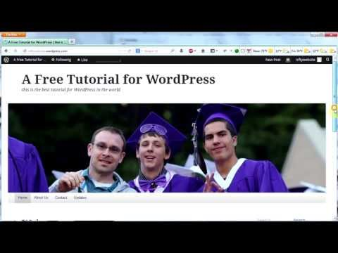 How to Make a Free Website -- Easy and Professional -- July 2013