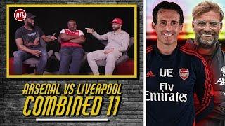Liverpool v Arsenal Combined 11 feat Koppish