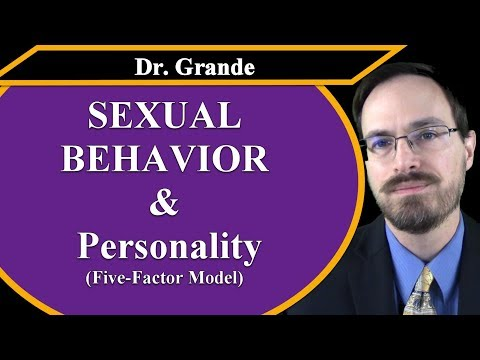 Five-Factor Model of Personality and Sexual Behavior