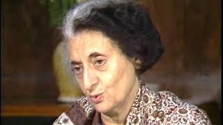 Indira Gandhi Full Interview 1984
