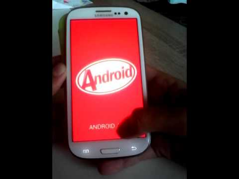 S3: Android 4.4.4 KitKat (CM 11)