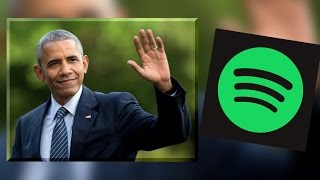 Spotify Offers President Obama A Job After the Whitehouse | What