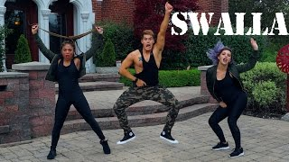 Swalla - Jason Derulo | The Fitness Marshall | Dance Workout