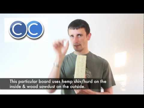 Eco Materials 4 Hemp Board by Tristan Titeux 2011