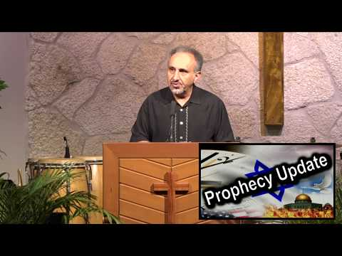 Mid-East Prophecy Update – April 8th, 2018