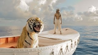 Life Of Pi - Official Trailer