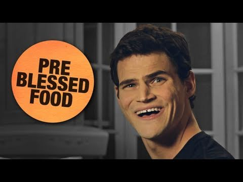 JULIAN SMITH - Pre-Blessed Food