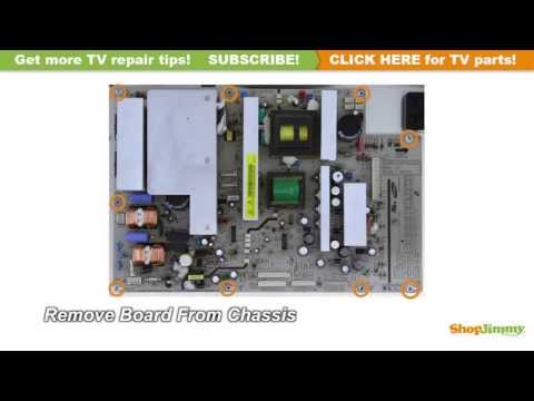 Samsung Power Supply Replacement for Plasma TV Repair - BN96-03735A
