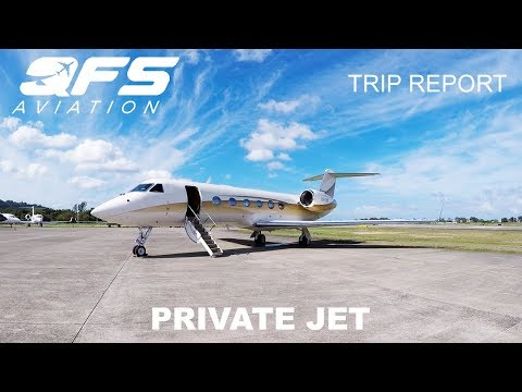 TRIP REPORT | Million Air - Gulfstream G450 - Montego Bay, Jamaica (MBJ) to White Plains (HPN)