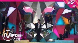 [MPD직캠] 방탄소년단 직캠 4K '아이돌(IDOL)' (BTS FanCam)   @2018MAMA_2018.12.14