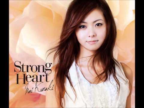 倉木麻衣 strong heart