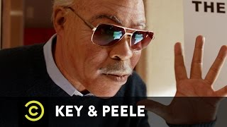 Key Peele Stan Lees Superhero Pitch