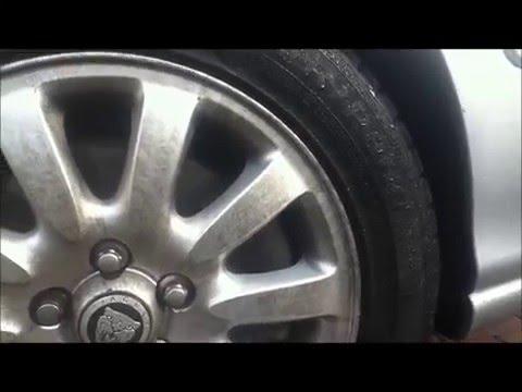 Jaguar X Type - Washer Bottle Motor Change Film