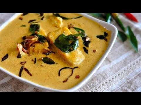 Creamy Coconut Milk Fish Curry | RecipesAreSimple