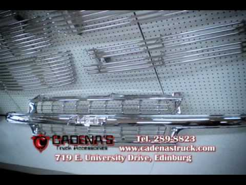 Cadena's Truck Accessories 1