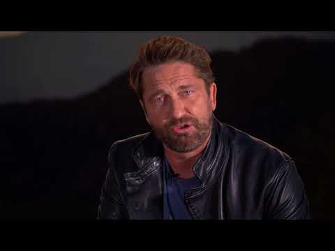 Gerard Butler: The Full Behind the Scenes Q&A