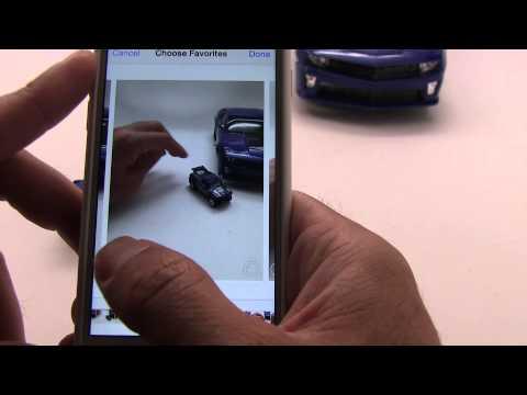 iPhone Camera Burst Photo Tutorial: iOS 9 & IOS 8