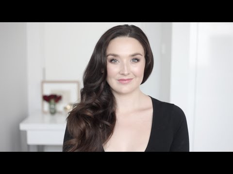How to use hot rollers for long hair