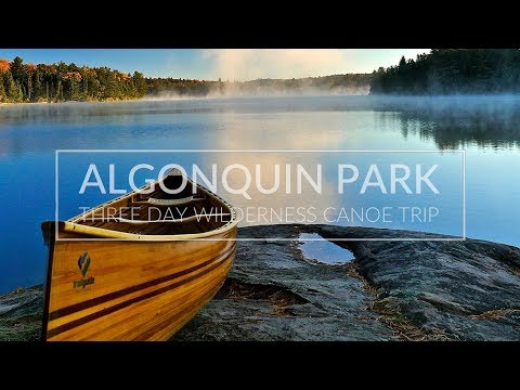 Islet Lake Algonquin Park