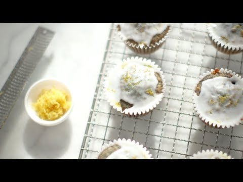 Blueberry-Oatmeal Muffins - Everyday Food with Sarah Carey