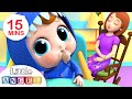 It's Bedtime, Baby John!   Yes Yes Bedtime Song   Nursery Rhymes by Little Angel