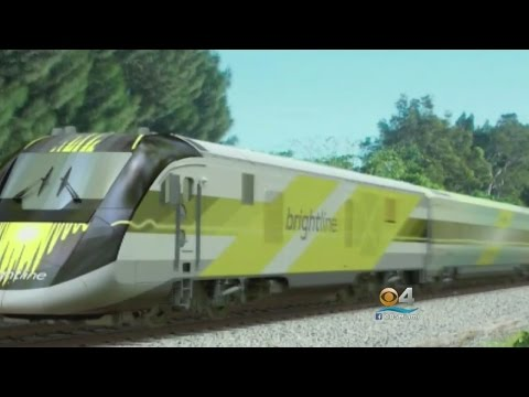 Locals Get 1st Look At Miami To Orlando Train Plans