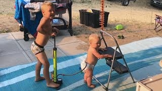 FUNNIEST BABY FAILS! - Get Ready To Laugh HARD!