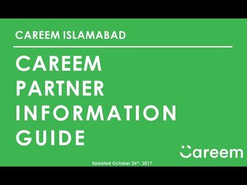careem partner information guide | how to register your car/bike on careem new policies