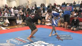 Download 29 Second SUBMISSION: Cliff Smith vs Jean-Paul LeBosnoyani at Grapplers Quest Florida 2012 Video