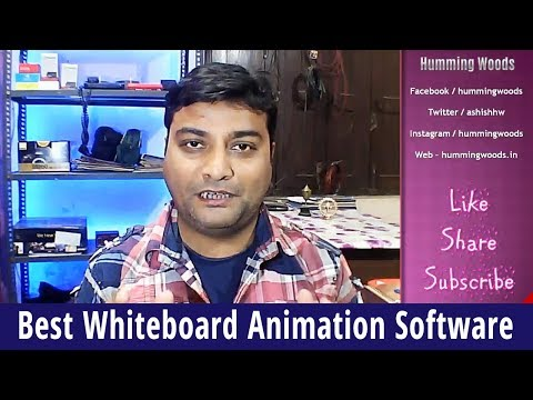 Best Whiteboard Animation Software 2018 for making Professional Videos