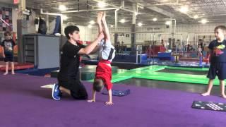 Boys Gymnastics Classes at Flying High Sports & Rec Center