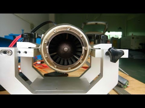 RC Jet Turbine that will never Flameout