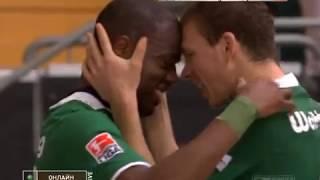Wolfsburg - Bayern. BL-2008/09 (5-1)