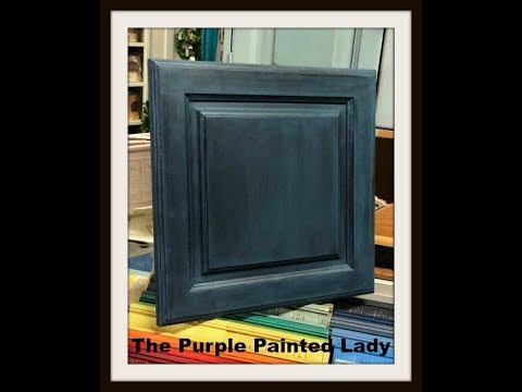 Painting Kitchen Cabinet with Chalk Paint® INFO