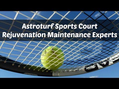 Astroturf Sports Court Rejuvenation Maintenance Experts