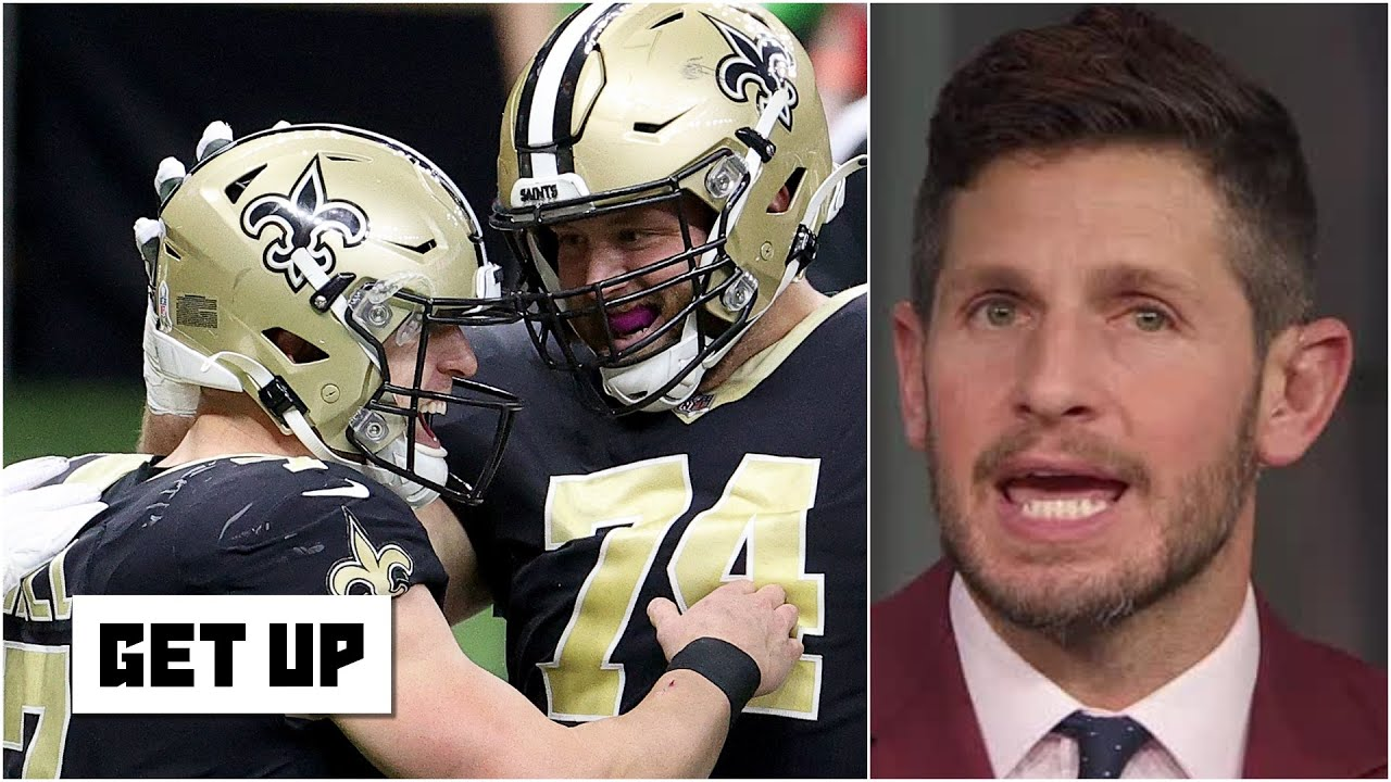 Sean Payton knew what he was doing - Dan Orlovsky on Tayson Hill replacing Jameis Winston | Get Up