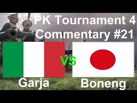 AOE3: $1950 GRAND FINALS Garja VS Boneng [Game 1 in BO11] PK CLAN TOURNAMENT 4