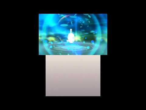 Pokémon Omega Ruby & Alpha Sapphire: Feebas evolve into Milotic!!