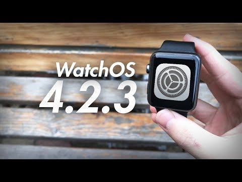 WatchOS 4.2.3 Released - All You Need to Know