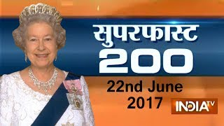Superfast 200   22nd June, 2017 ( Part 2 ) - India TV
