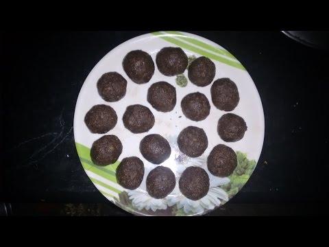 Ellunda - Sesame Ball - Sesame Balls Recipe